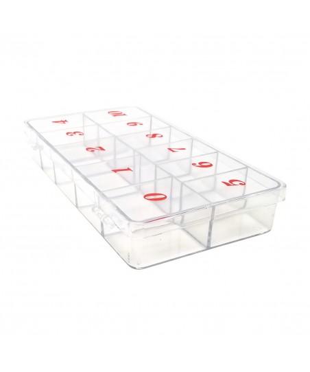 Mala škatlica za umetne konice