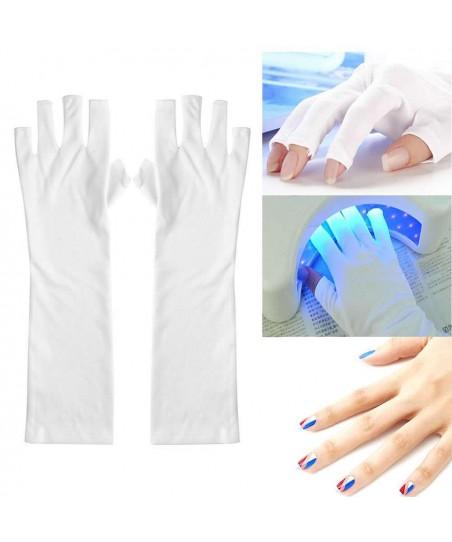 UV zaščitne rokavice za nohte